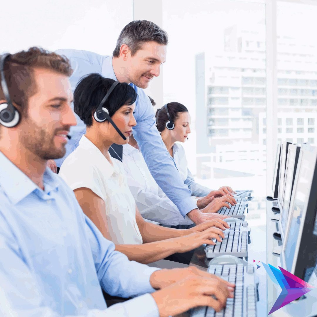 VoIP Call Centre Post