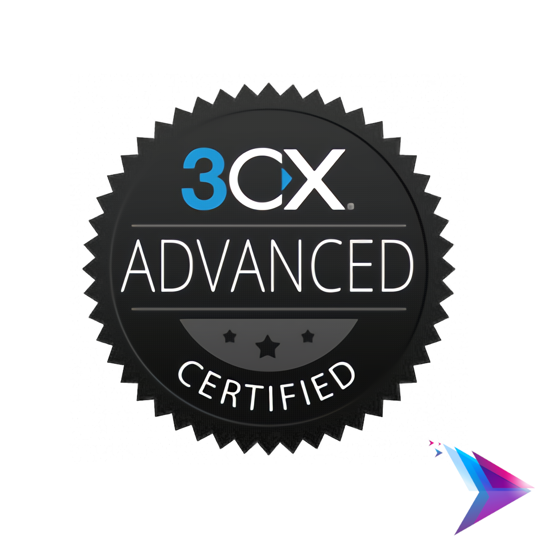 3CX Advanced Certified.