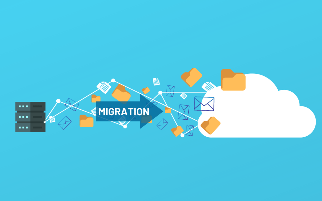 Mail Migration to Cloud